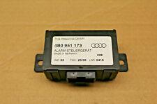 Audi A6 4B C5 A4 B6 Control Unit Alarmsteuergät 4B0951173 Alarm Control