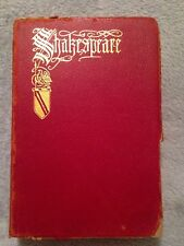 Shakespeare: The Complete Dramatic & Poetic Works - 1926 - Softback Book