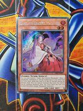 Dakki the Graceful Mayakashi HISU-EN027 Secret Rare Used 1st Edition YuGiOh