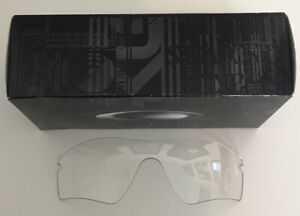 OAKLEY RADAR PATH CLEAR REPLACEMENT LENS - 100% AUTHENTIC OAKLEY - 11-284