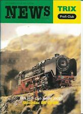 Trix News Profi-Club 01/2002 Nederlands magazine