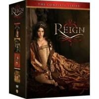 Reign - The Complete Series Seasons 1 2 3 & 4 Brand New Sealed DVD Box Set New