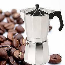 Aluminium Coffee Maker-Percolator-(SMALL)- {1 Cups}