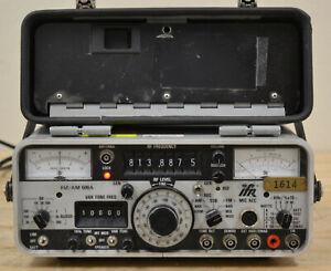 IFR FM/AM 500A Communications Service Monitor