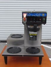 BUNN CWTF-15 AUTOMATIC COFFEE BREWER WITH 3 LOWER WARMERS