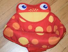 Fisher Price Rainforest Jumperoo Replacement Frame Seat Cushion Cover Red Frog