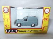Classix EM76636 1/76 OO Morris Minor 1000 Van - Grey