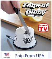 Edge of Glory Knife Sharpener - As Seen on TV 5990-12, Telebrands