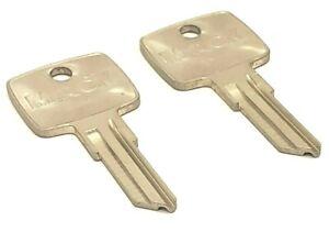 Mack Semi-Truck key blanks, set of 2, locksmith, automotive