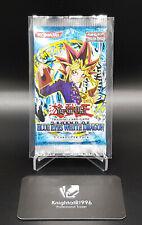 Yu-Gi-Oh! Legend of Blue Eyes White Dragon Booster Long Crymp Original Pack 2002