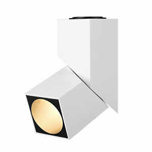 360°Adjustable LED Indoor Ceiling Spotlight Wall Light - Art DIY 12W Spotlights
