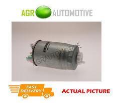 Carburant diesel filtre 48100048 pour volkswagen transporter 2.4 77 bhp 1994-00