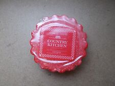 Yankee Candle Usa Rare Country Kitchen Sangria Wax Tart..