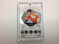 2016-17 UD Black Diamond Relic Rookies Triple Diamond IVAN PROVOROV 33/99