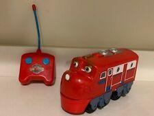 Chuggington Red Tomy Remote Control Wilson Train