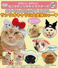 Kitan Club Cat Headwear 12th Sanrio Character All 6 Complete Sets