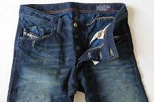 Diesel Darron Men Jeans 33 W X 32 Regular Slim Tapered 809V New w Tags