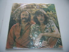 David Crosby/Graham Nash-vento on the Water-First records (Asia)