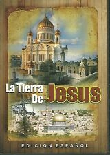 LA TIERRA DE JESUS ( Edicion espanol) NEW NTSC WIDESCREEN DOCUMENTAL EN ESPANOL