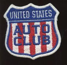 1950's US Auto Club Patch NRMT