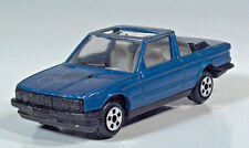 "Generic 1980s BMW 323i Cabriolet 2.75"" Die Cast Scale Model Blue"