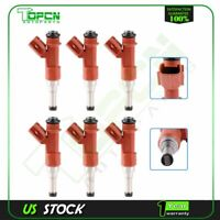 Fuel Injectors For 2006-2011 Toyota RAV4 2007 2008 2009-2011 Toyota Camry 3.5L