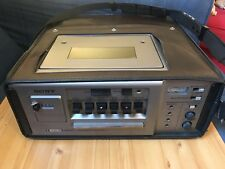 VINTAGE Sony U-MATIC  Portable VIDEO Cassette RECORDER With Bag