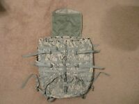 Large MOLLE II Rucksack Digital Camo US Military Issue USGI Very  Good