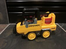 ROKENBOK RC--YELLOW RC FORKLIFT VEHICLE (LOOK)FL427