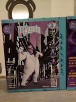"1997 The Penguin Vinyl Model Kit By Horizon Original 8"" Tall - RARE!! #37110 NIB"