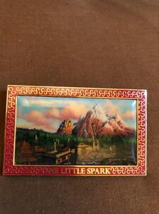 Disney Pin: WDI - One Little Spark - Expedition Everest LE 500