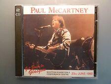 Paul McCartney - Get back to Glasgow  ( live 2er CD )