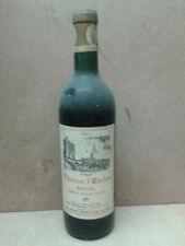 VINO CHATEAU L'ENCLOS BORDEAUX - 1967 - 11° - Vintage