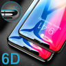 3/2Pack For iPhone 11 Pro Max Tempered Glass Screen Protector 9D Full Glass Film