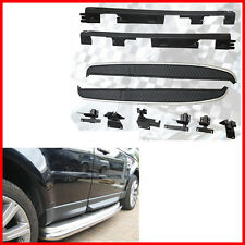For 06-13 Range Rover Sport Aluminum Running Board Set Foot Side Step Rail Bar