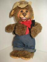 Vintage Woolieland Gus #5 Linda Ashcraft Idaho Centennial Jointed Bear