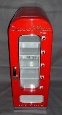 Drink-O-Matic Red Novelty Soda Vending Machine DR-3 10-Can   Rare!