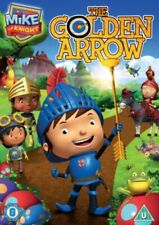 Mike The Knight The Golden Arrow DVD *NEW & SEALED*