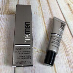 NEW MKMen ADVANCED EYE CREAM Dry To Oily Skin Minimize Fine Line Wrinkles