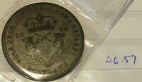 RETRO PATTERN GEORGE III 1808  SCOTLAND CROWN  COIN (46.57)