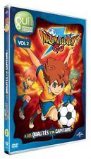 Inazuma eleven Go volume 2 Les qualités d'un capitaine DVD NEUF SOUS BLISTER
