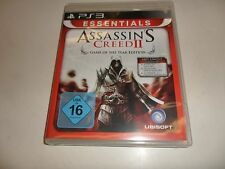 PLAYSTATION 3 PS 3 ASSASSIN'S CREED II-Game of The Year Edition Essentials []
