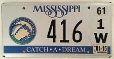 CATCH A DREAM FISH license plate Big Game Fishing Hook Fly Fisherman Angler Bass