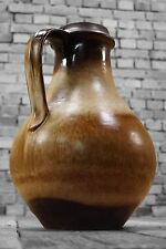 50s GERMAN CERAMIC BODENVASE ART POTTERY Mid Century CARSTENS Vase Rockabilly