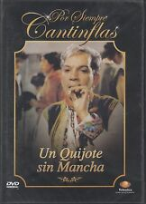 DVD  - Un Quijote sin Mancha NEW Por Siempre Cantinflas FAST SHIPPING !