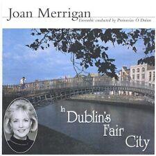 Joan Merrigan - Dublins Fair City [New CD]