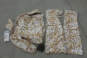 Missouri River Outfitters Hunting Suit Pants Jacket Mens 2X Waterfowl Division