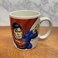 DC Comics Superman 12 oz Coffee Mug