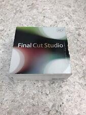 Apple Final Cut Studio 3 Upgrade mit Seriennummer Komplettset