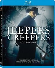 Jeepers Creepers (Justin Long) Blu-ray Reg-B